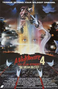 Nightmare on Elm St Part 4 The Dream Master