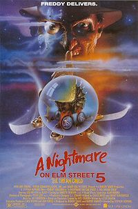 Nightmare on Elm St Part 5 the Dream Child