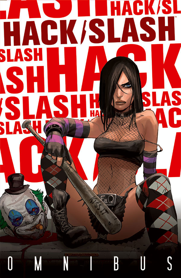 Hack/Slash creator